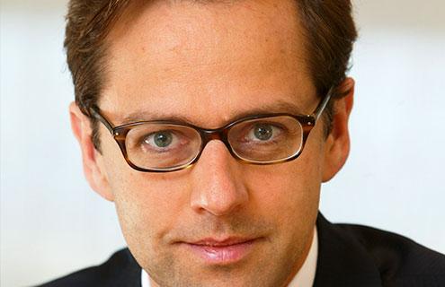 Huw van Steenis to join Schroders